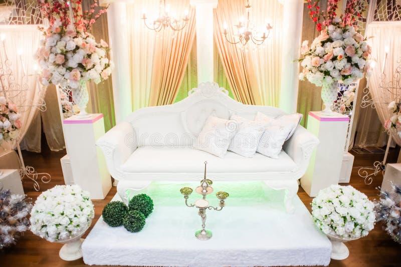 Decorazione di nozze immagini stock