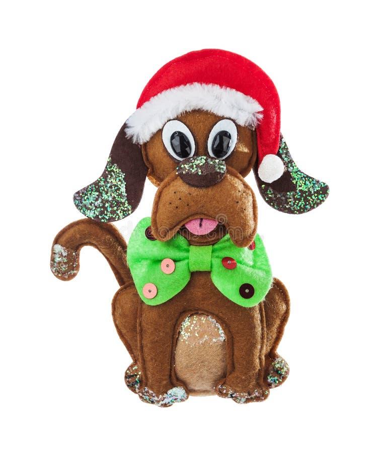 Decorazione di Toy Christmas fotografia stock libera da diritti