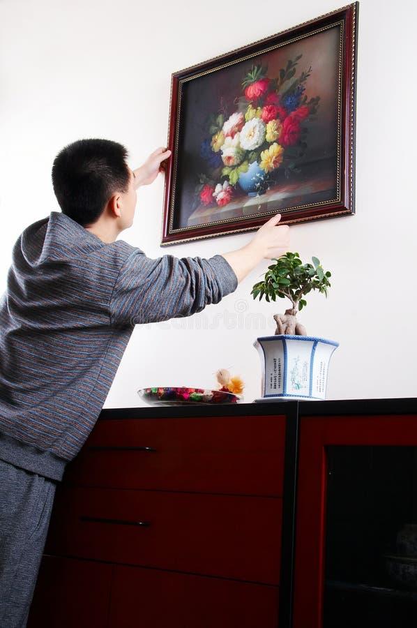 Decorazione domestica fotografie stock libere da diritti