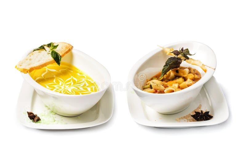 Decorazione europea dell'alimento fotografie stock libere da diritti