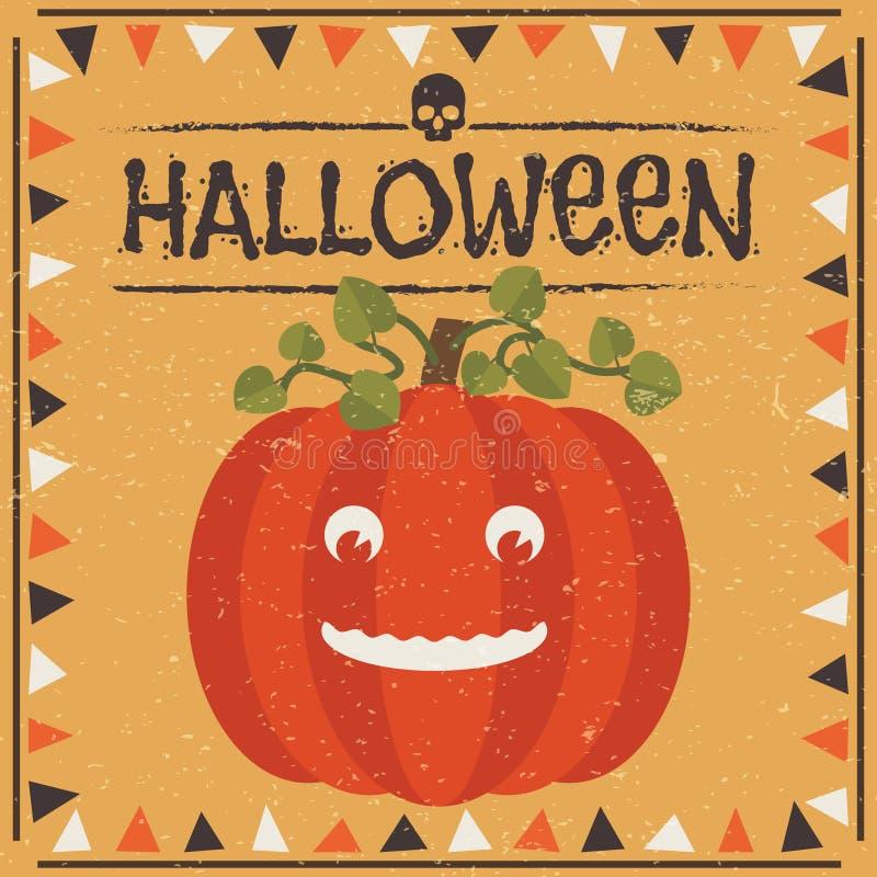 Decorazione a Halloween royalty illustrazione gratis