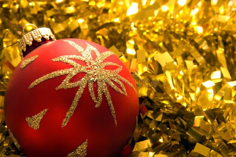 Decorazioni 4 di Natale fotografia stock libera da diritti