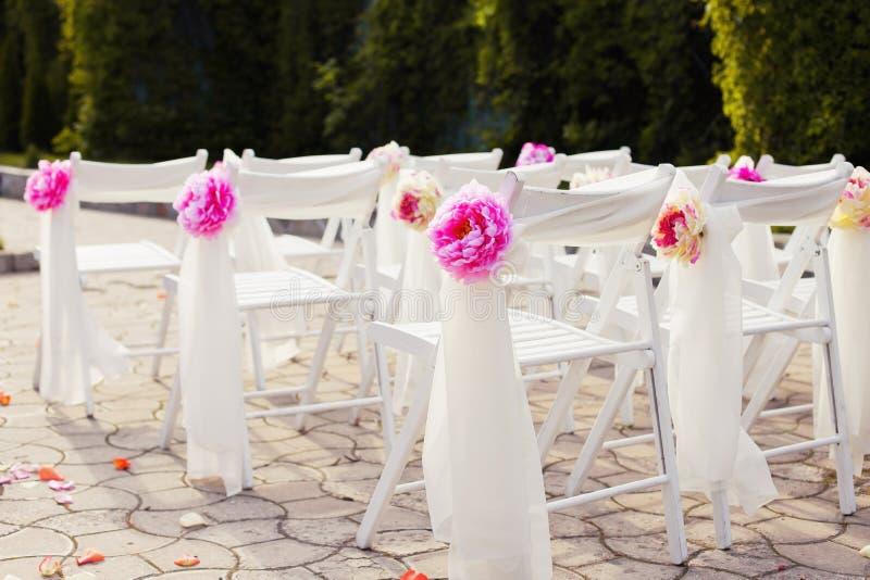 Decorazioni Matrimonio Spiaggia : Decorazioni delle sedie di nozze matrimonio alla moda