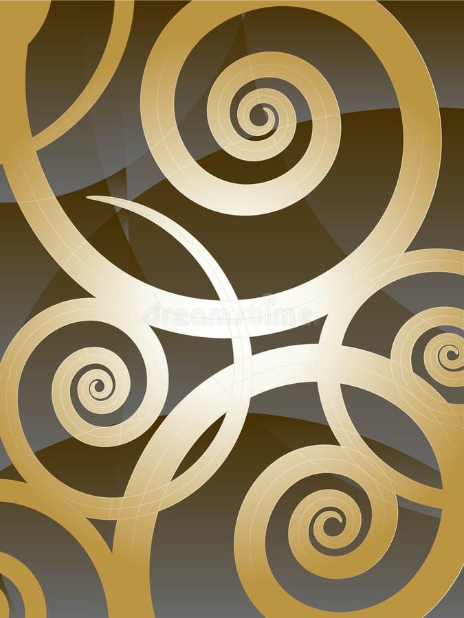 Decotative design background stock photography