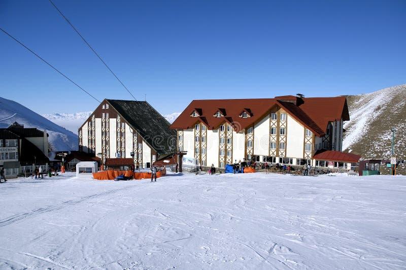Dedeman palandoken hotel. The Dedeman palandoken hotel, Palandoken resort, Turkey stock photos