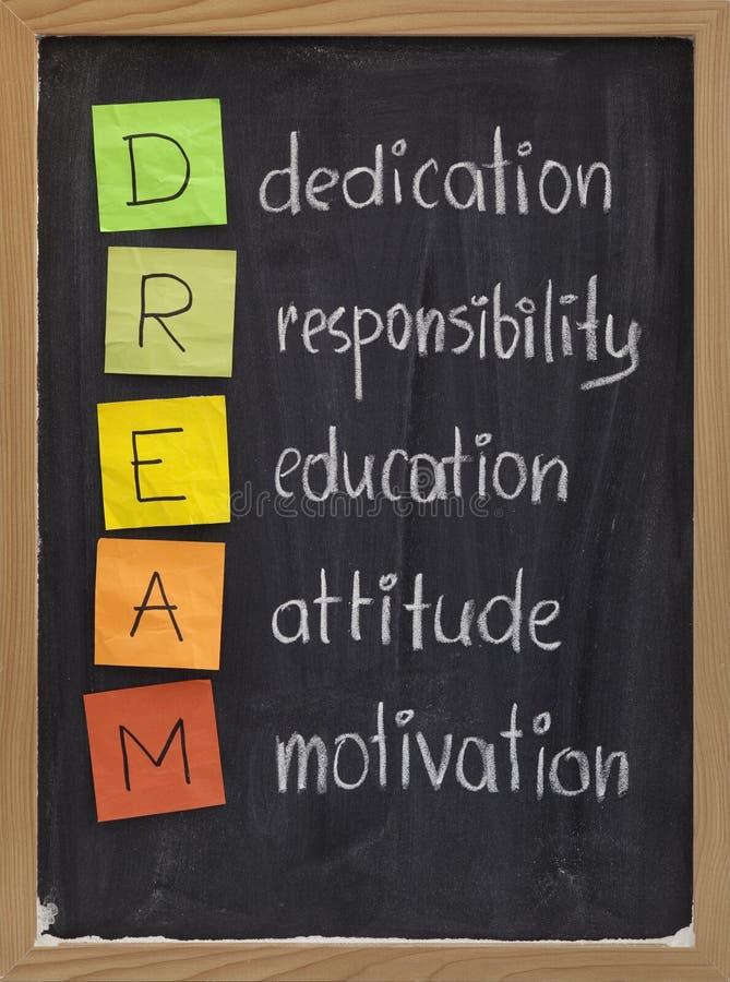 Free Dedication Responsibility Education Attitude Royalty Free Stock Photo - 11249075