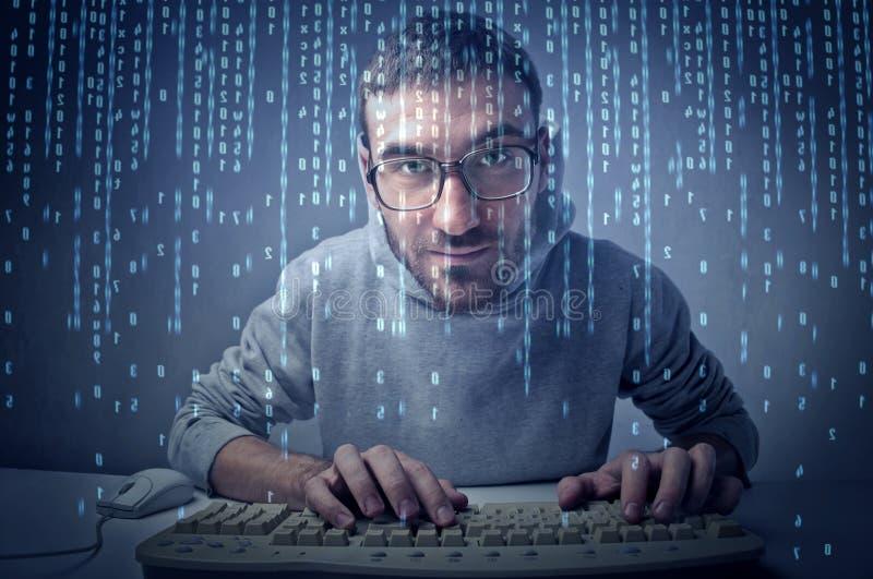 Dedicato ad alta tecnologia immagine stock libera da diritti