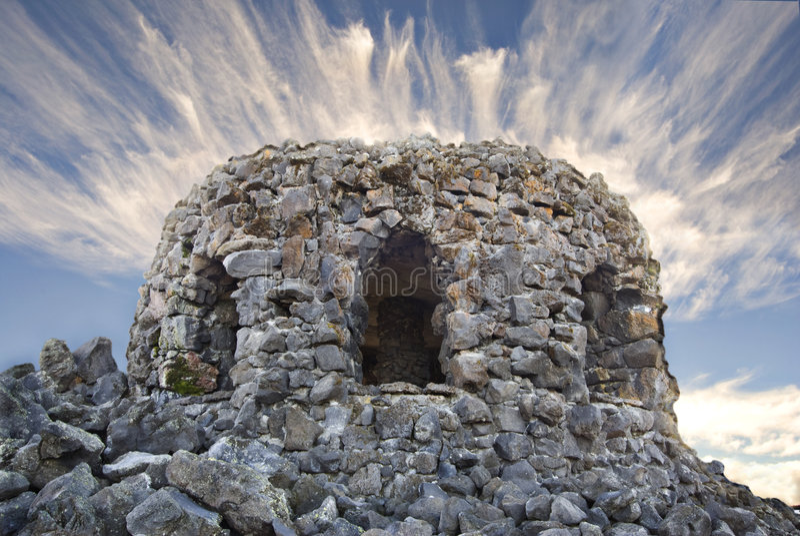 Dee Wright Denkmal, Oregon lizenzfreies stockfoto