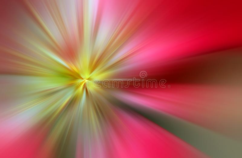 Glow of yellow and red light. Deed yellow and red shaded light glow royalty free stock photography