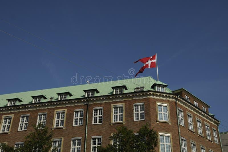Deens ministerie van denfence stock foto's