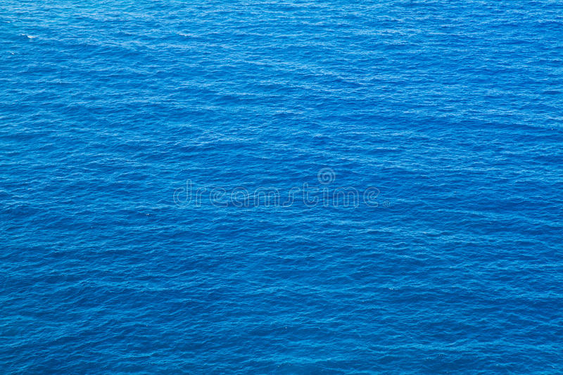 Download Deep Blue Sea Royalty Free Stock Photography - Image: 27746177