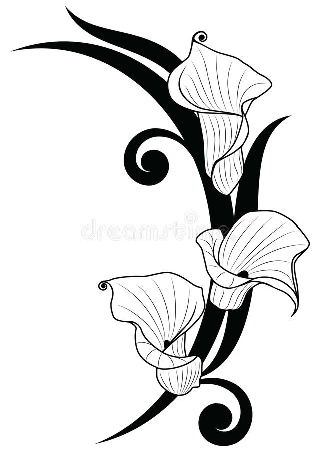 Download Deep-bodied crevalle stock vector. Image of bodied, background - 18187336