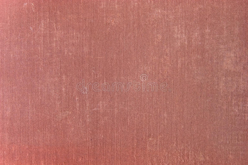 Deep Claret Red Grunge Old Aged Linen Fabric Texture Detail, Large Detailed Textured Worn Horizontal Background Pattern Closeup. Deep Claret Red Grunge Old Aged royalty free stock image