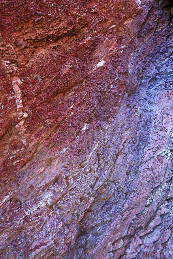 Download Deep Colors of Shale stock image. Image of textured, stone - 19505505