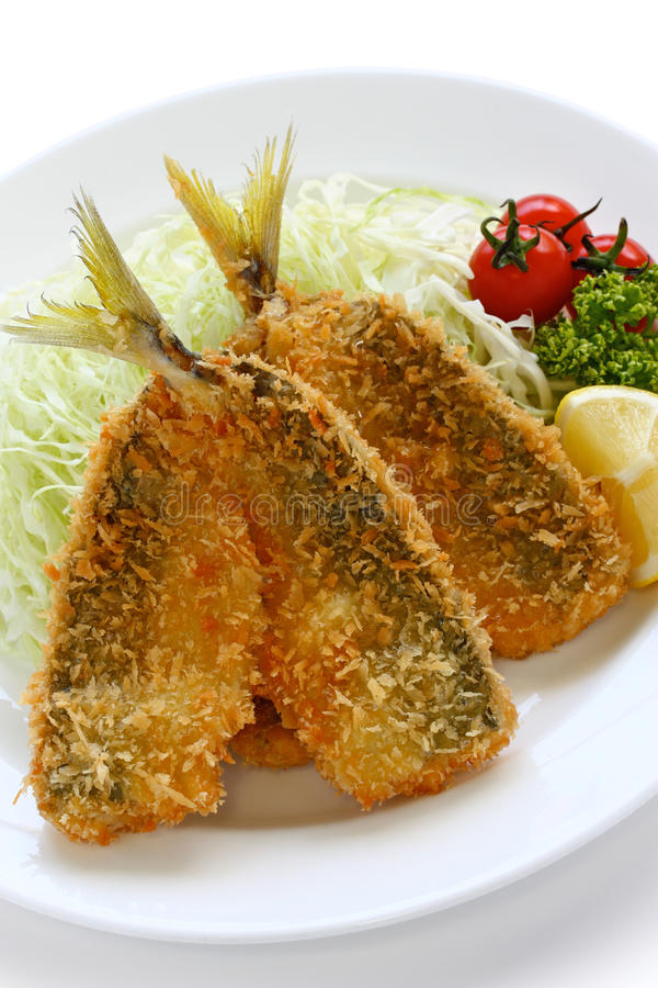 Download Deep Fried Horse Mackerel Stock Images - Image: 26004494