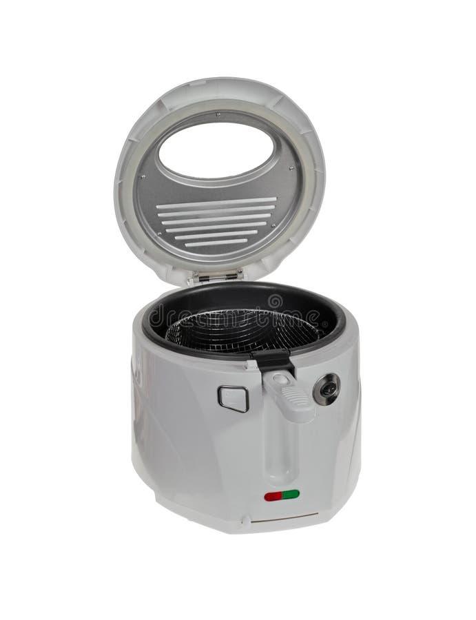 Deep fryer machine royalty free stock image