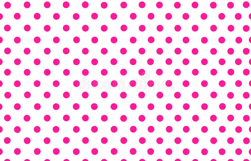 Deep pink polka dot with white background stock image image download deep pink polka dot with white background stock image image 40773857 voltagebd Choice Image
