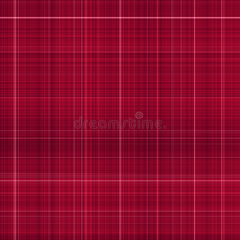 Download Deep red tartan cloth stock illustration. Illustration of colorful - 13512440