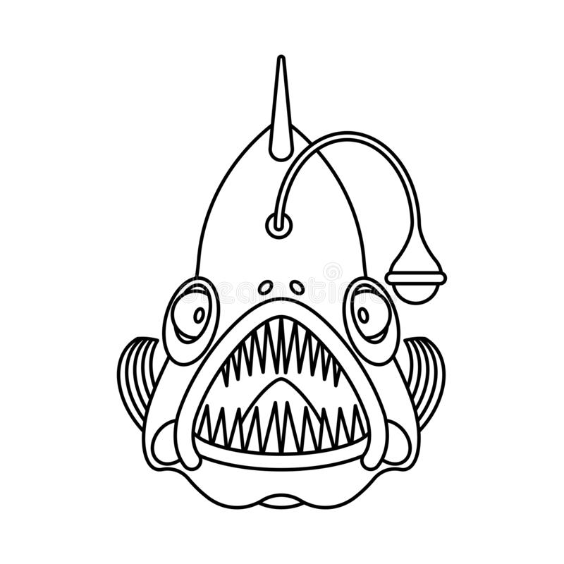 Deep Sea Creatures Coloring Page   Kids…   PBS KIDS for Parents   800x800