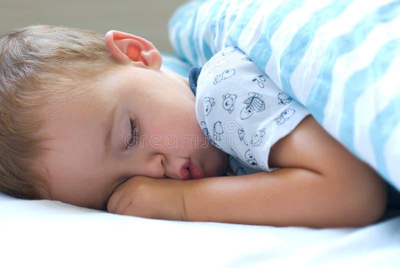 Deep sleep royalty free stock image