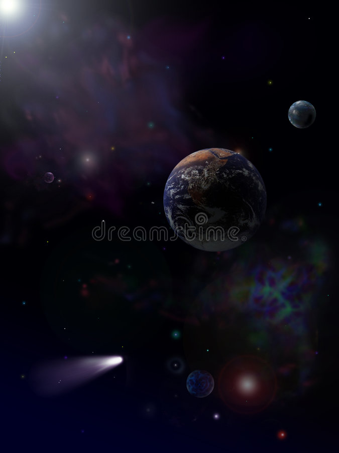 Free Deep Space Stock Photo - 2286370