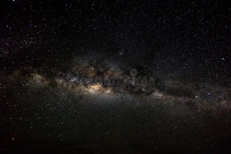 Deep space background with stardust and shining star. Milky way. Cosmic background stock photos