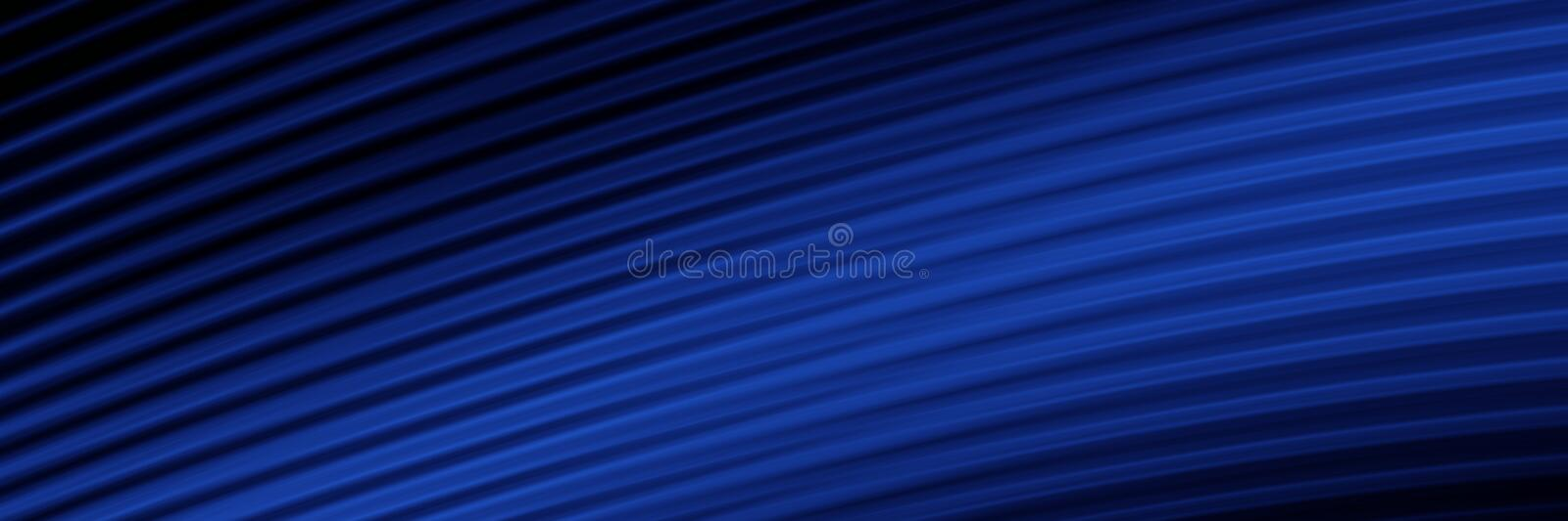 Template unusual blue dark headers background stock illustration