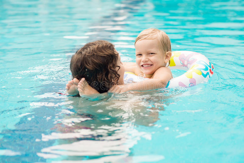 Download Deep water stock image. Image of male, positivity, childhood - 28376657