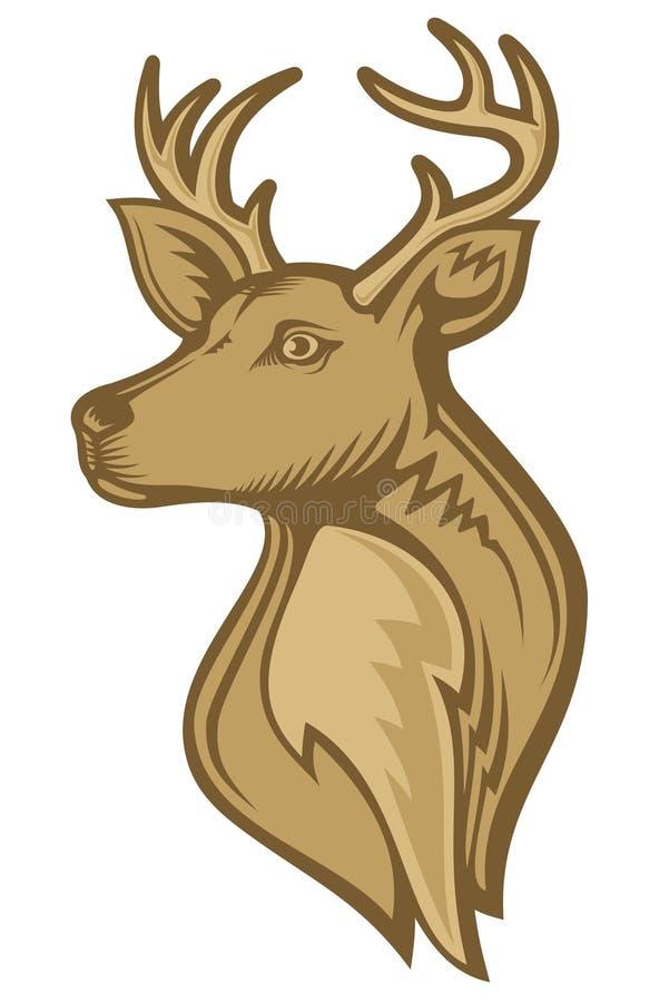 Download Deer Head Stock Image - Image: 21091711