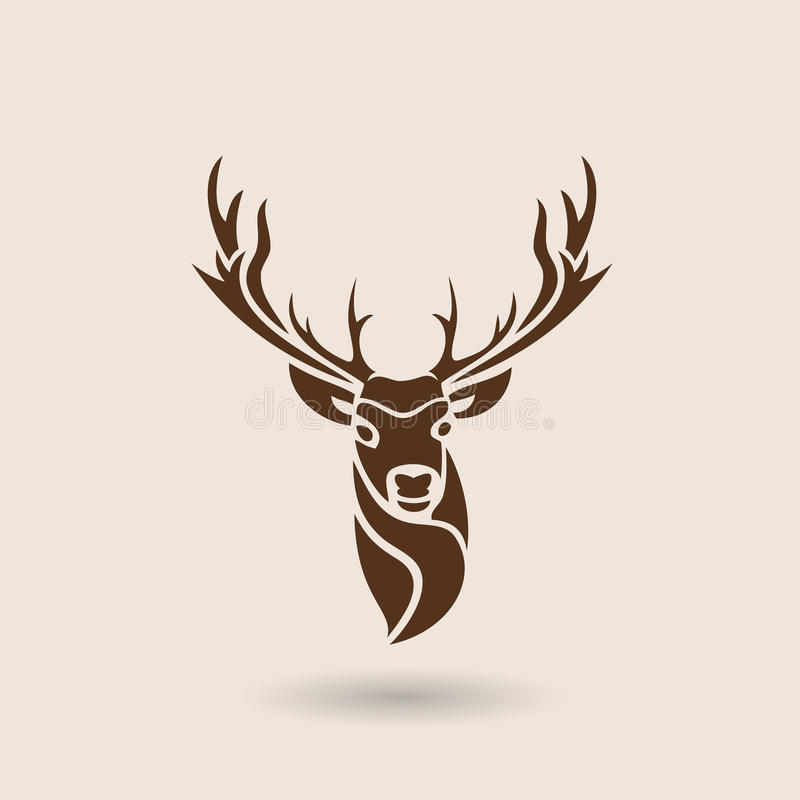 Deer Head Stock Vector Illustration Of Abstract Graphic 97168793