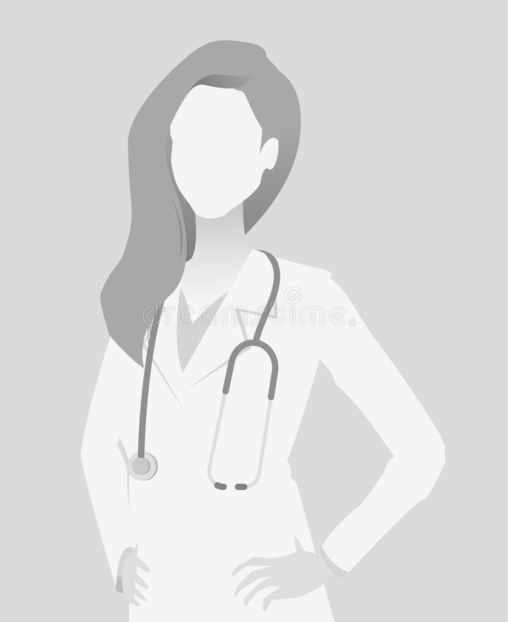 Free Default Placeholder Doctor Half-length Portrait Stock Photos - 114321003