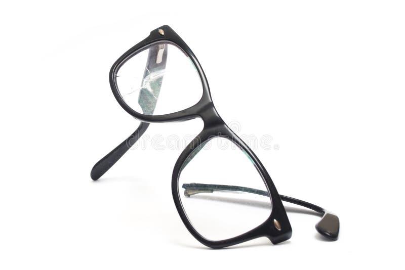 Defekte Gläser lizenzfreies stockbild