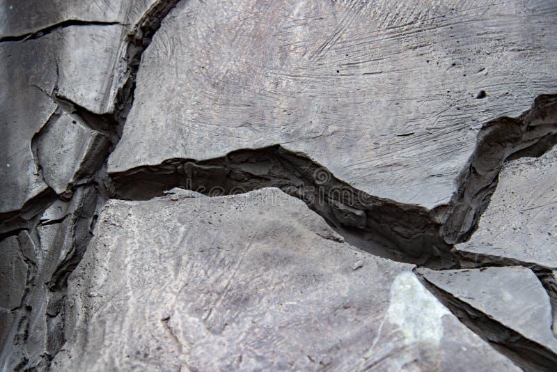 Defekter Eisenkupfer-Metallhintergrund lizenzfreie stockbilder