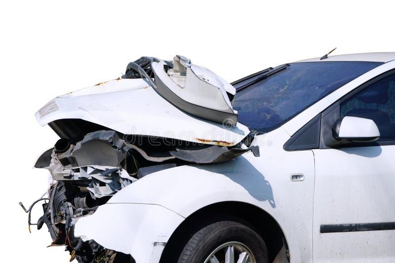 Defekter Motor- Unfall stockbilder