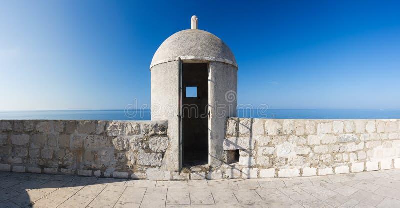 Download Defensive Installation In Dubrovnik Stock Photo - Image: 14368196