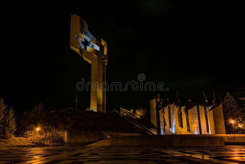 Defensores de Stara Zagora fotos de archivo