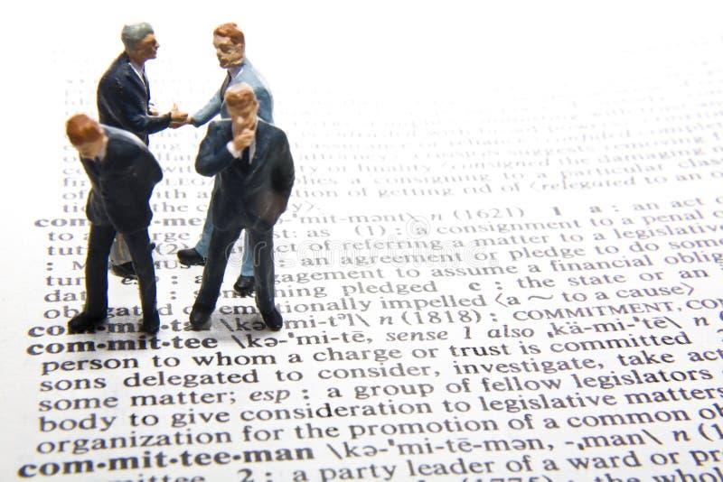 Definición del comité imagen de archivo