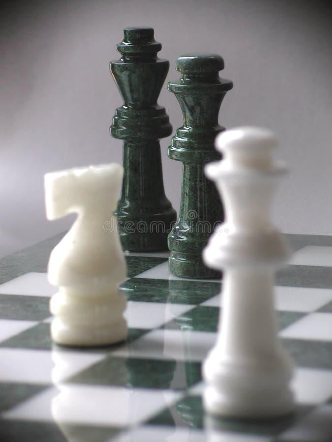 Definitieve aanval royalty-vrije stock fotografie