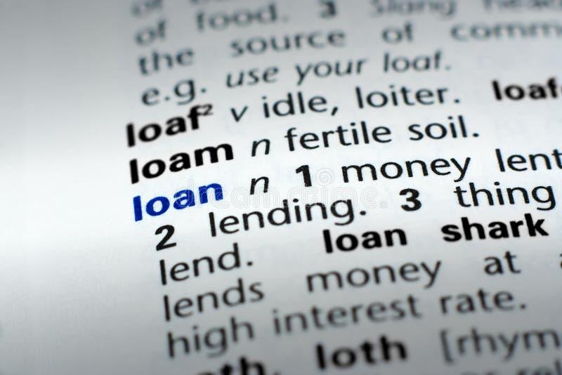 Definition of Loan