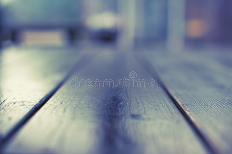 Defocus Empty space on the desktop Old Natural Wooden Shabby Background Toning. Defocus Empty space on the desktop. Old Natural Wooden Shabby Background Toning royalty free stock images