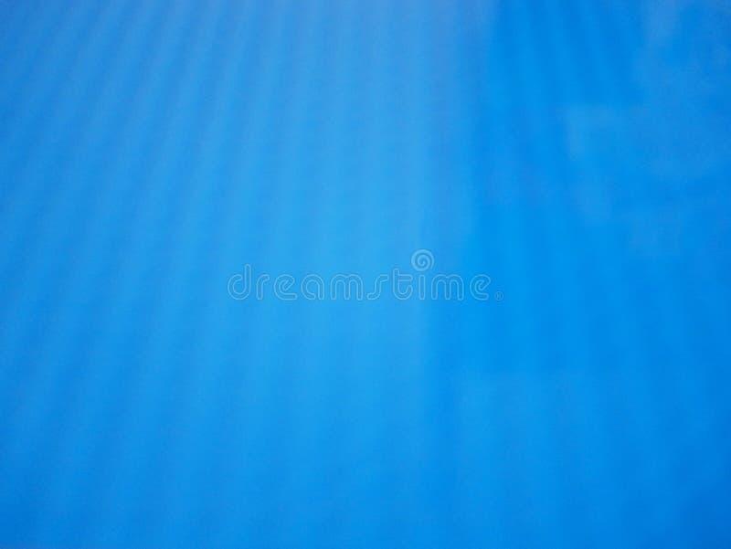 Defocus-Hintergrund der blauen Kunststoffplatte lizenzfreies stockfoto