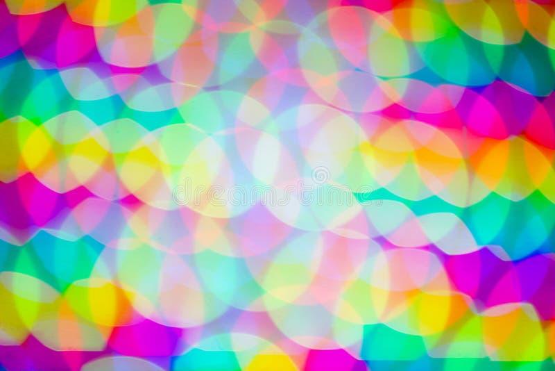 Defocused запачканная абстрактная светлая предпосылка стоковое изображение