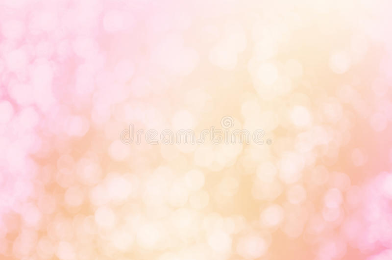 Defocused предпосылка года сбора винограда света Bokeh золота