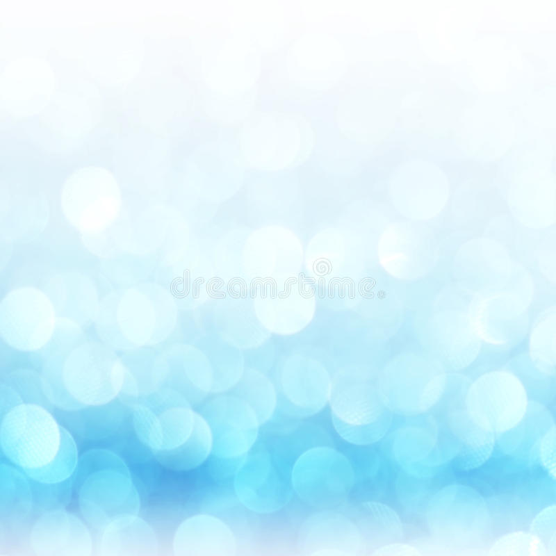 Free Defocused Abstract Blue Lights Background . Bokeh Lights. Stock Photo - 66875900