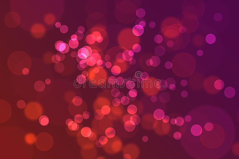 Download Defocused Abstract Bokeh Background Stock Illustration - Image: 17664192