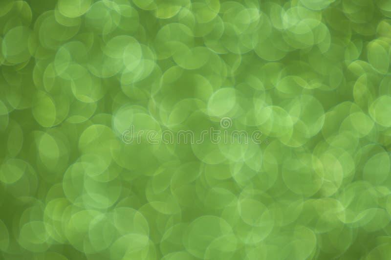 Download Defocused Abstrakcjonistyczny Zielonego światła Tło Obraz Stock - Obraz złożonej z christmas, wesoło: 41952427