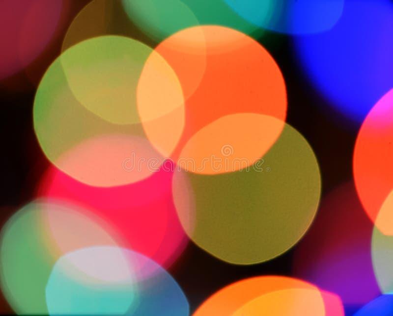 Download Defocused Farbenhintergrund Stockbild - Bild von blau, kreis: 26353309
