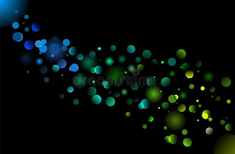 Download Defocused Illumination Background Stock Vector - Image: 10625396