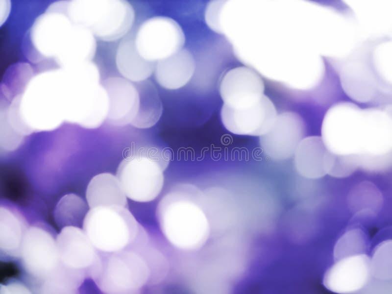 Defocused light stock photography