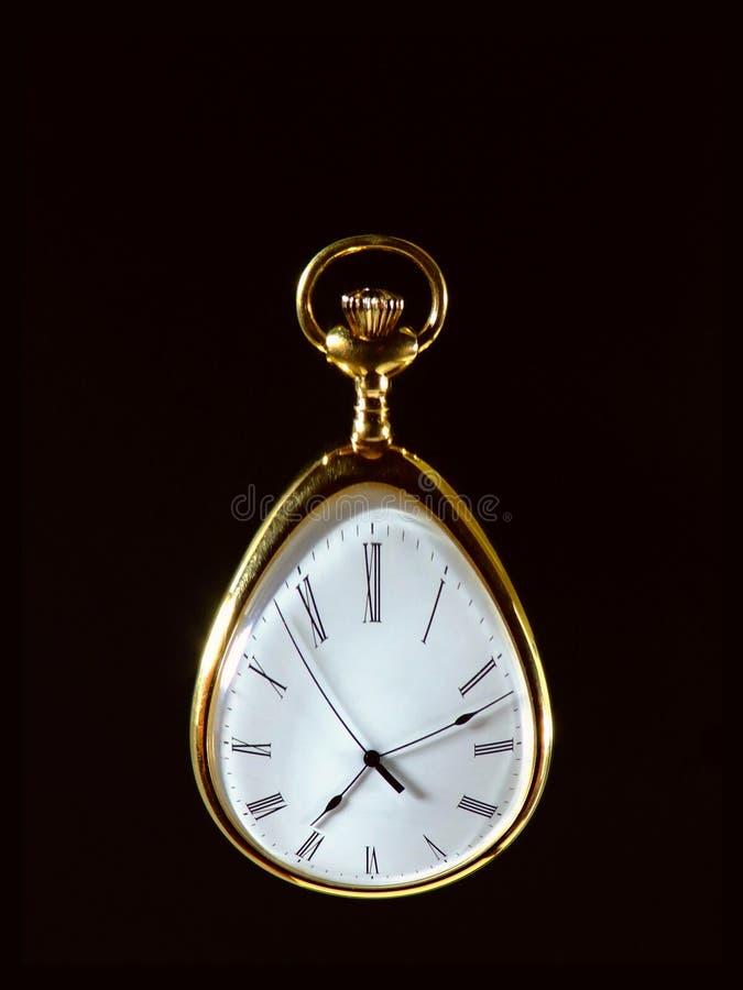 Deformación de tiempo imagen de archivo libre de regalías